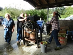 crank away on some real cider and fun!
