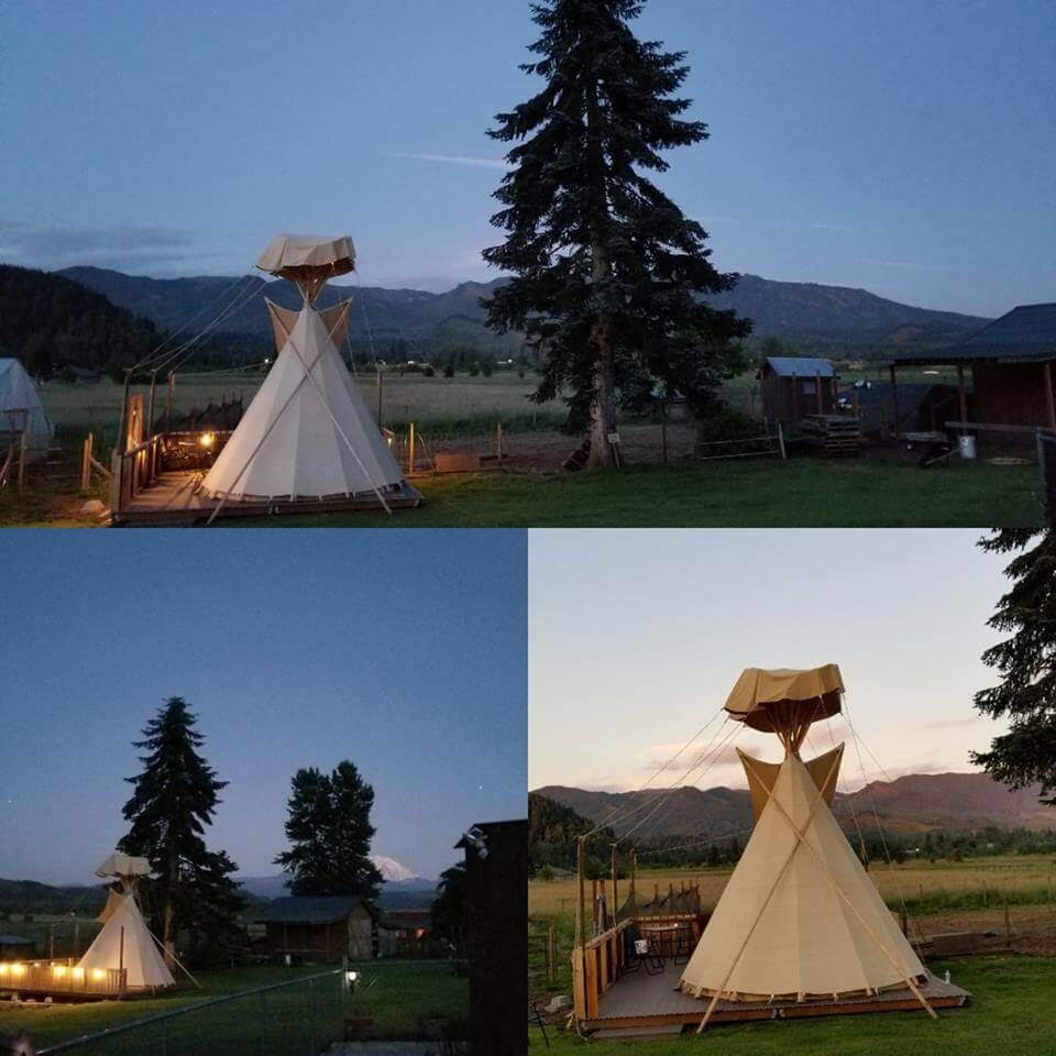 outside tipi evening (1)